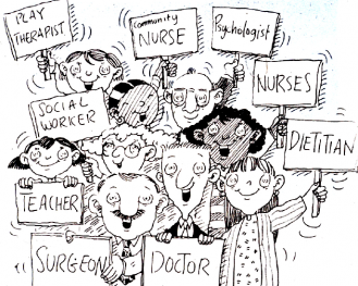 MDT cartoon